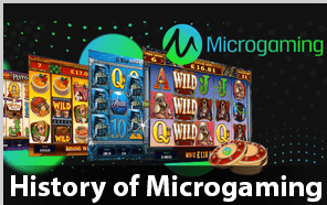 History of Microgaming